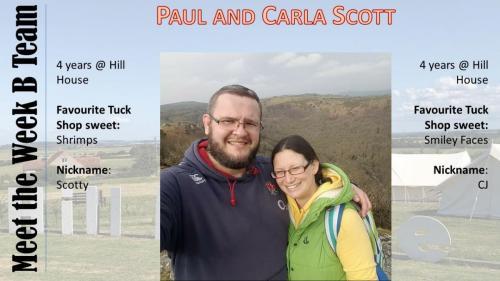 Paul and Carla